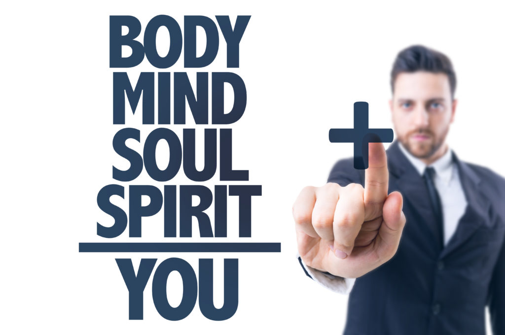 Body/Mind/Soul/Spirit = You